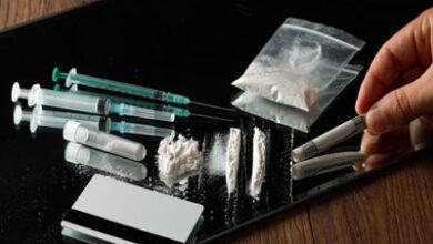 انواع مواد مخدر و اثر آن بر روی بدن